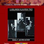 Ljubljanski klavirski trio