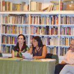 Predstavitev v Društvu pisateljev Ljubljana